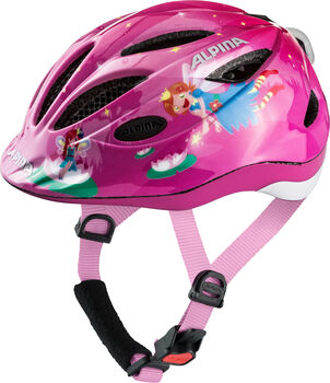 ALPINA Gamma 2.0 Flash Radhelm pink