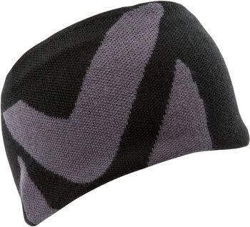 Millet Logo Stirnband schwarz