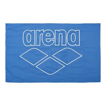 Arena Pool Smart Towel blau