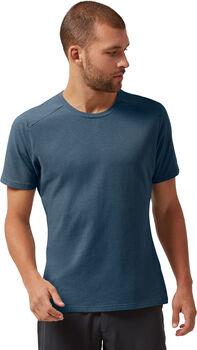 On Comfort T-Shirt Herren blau
