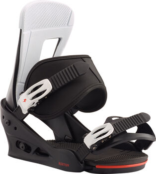 Burton Freestyle Re:Flex Snowboardbindung schwarz