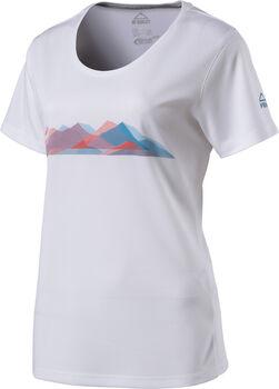 McKINLEY Active Raffa T-Shirt Damen weiß