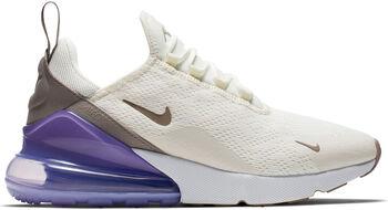 Nike Air Max 270 Freizeitschuhe Damen weiß