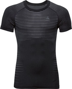 Odlo Performance Light Unterhemd Herren schwarz
