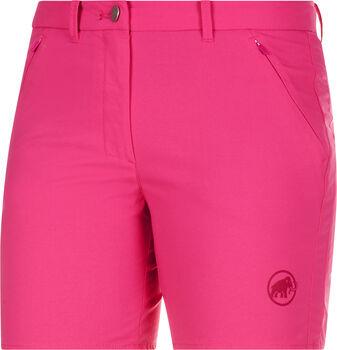 MAMMUT Hiking Short Herren pink