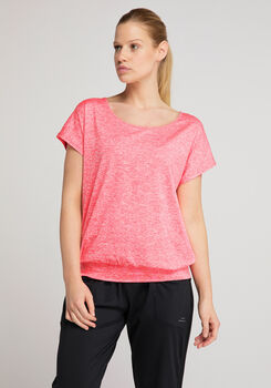VENICE BEACH RIA T-Shirt Damen orange