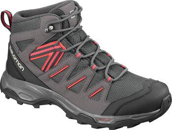 Salomon Hillrock Mid GTX® Trekkingschuhe Damen grau
