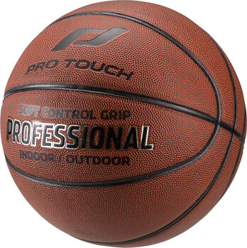 PRO TOUCH Professional Basketball braun