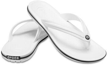Crocs Crocband Flip Flip Flops Herren weiß