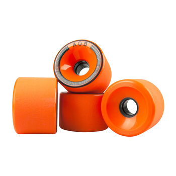 Area One Boards Longboard Ersatzrollen orange