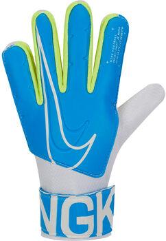 Nike Match Torwarthandschuhe Jungen blau