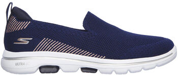 SKECHERS Go Walk 5 - Prized Damen blau