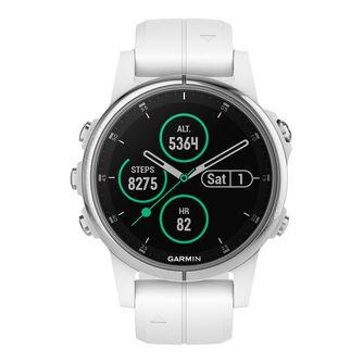 Fenix 5S Plus Saphir Multipsort GPS Smartwatch