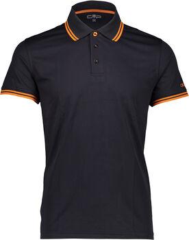 CMP Martin Polo Shirt Herren grau