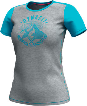 DYNAFIT Transalper Light T-Shirt Damen blau