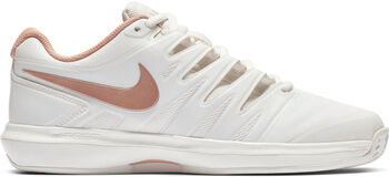 Nike Court Air Zoom Prestige Tennisschuhe Damen grau