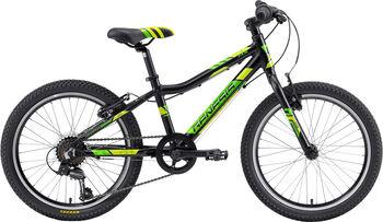 """GENESIS MX 20 Boy Mountainbike 20"""" schwarz"""