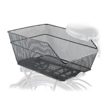 Cytec Gepäckträgerkorb schwarz