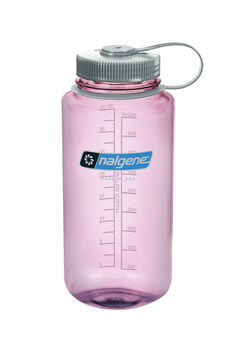 Nalgene Wide Mouth Trinkflasche pink