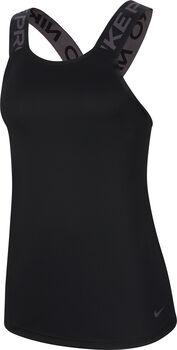 Nike Dry Elastika Tanktop Damen schwarz