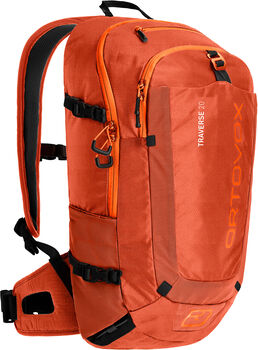 ORTOVOX Traverse 20 Wanderrucksack  orange