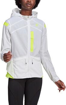 adidas Marathon Laufjacke Damen weiß