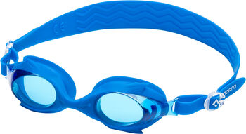 TECNOPRO Shark Pro Schwimmbrille blau