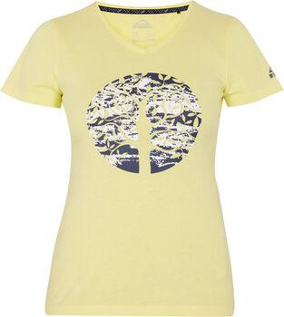 McKINLEY Mally T-Shirt Damen gelb