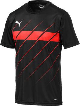 Puma ftblPLAY Graphic Shirt Herren schwarz