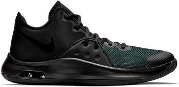 Nike Air Versitile III Basektballschuhe Herren schwarz