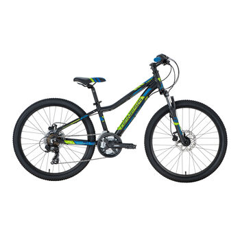 "GENESIS HOT 24 Disc Mountainbike 24"" schwarz"