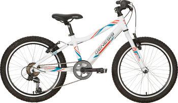 """GENESIS MX 20 Mountainbike 20"""" weiß"""
