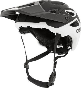 O'Neal Pike Solid Fahrradhelm schwarz