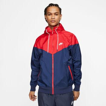 Nike Sportswear Kapuzenjacke Herren blau