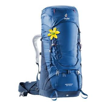 Deuter Aircontact 60 + 10 SL Trekkingrucksack blau