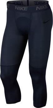 Nike Np Tght 3qt Lv 3/4-Tight Herren blau