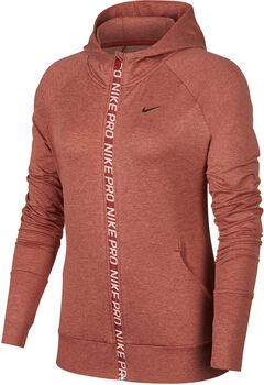 Nike Pro Warm Trainingsjacke Damen pink