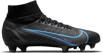 Nike Superfly Pro 8 FG Nockenfußballschuhe schwarz