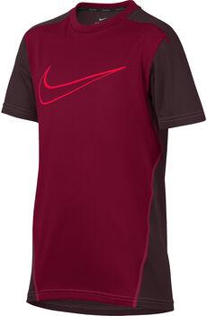 Nike Dry Top SS Shirt rot