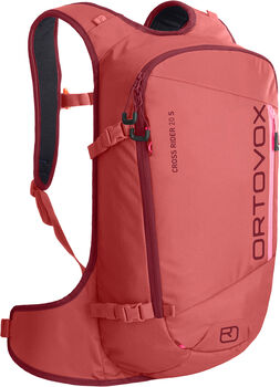 ORTOVOX Cross Rider 20 S Freeride-Rucksack pink