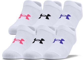Essentials 6-er Pack Socken