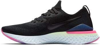 Nike Epic React Flyknit 2 Laufschuhe Herren schwarz