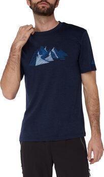 McKINLEY Saao T-Shirt Herren blau