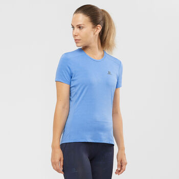 Salomon X Alps T-Shirt  Damen blau