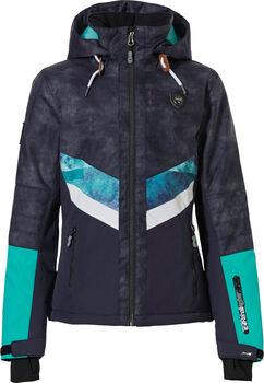 Rehall Megan Snowboardjacke blau