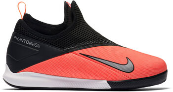 Nike Phantom VSN 2 Academy IC Hallenfußballschuhe rot