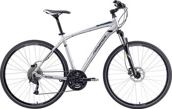 GENESIS Speed Cross SX 4.1 Crossbike Herren weiß