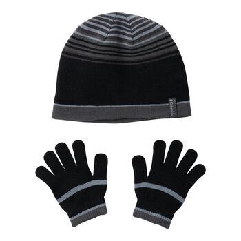 Columbia Y Hat and Glove Herren schwarz