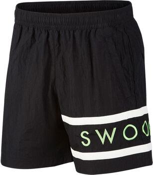 Nike Swoosh Shorts Herren schwarz