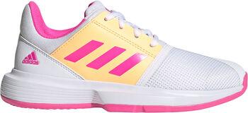 adidas CourtJam XJ Tennisschuhe weiß